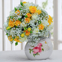 Gorgeous Flower Arrangement Mothers Day Gifts Mother Day Mom's Gift